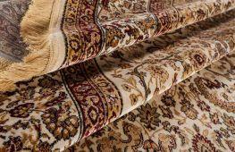 Преимущества ковров из вискозы и недостатки изделий из этого материала