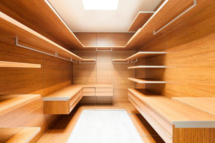 хранение в маленькой квартире
