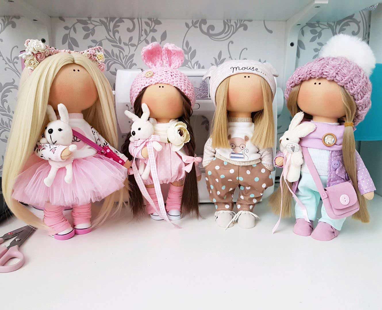 куклы для дома