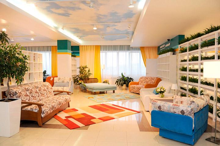 мебель в россии