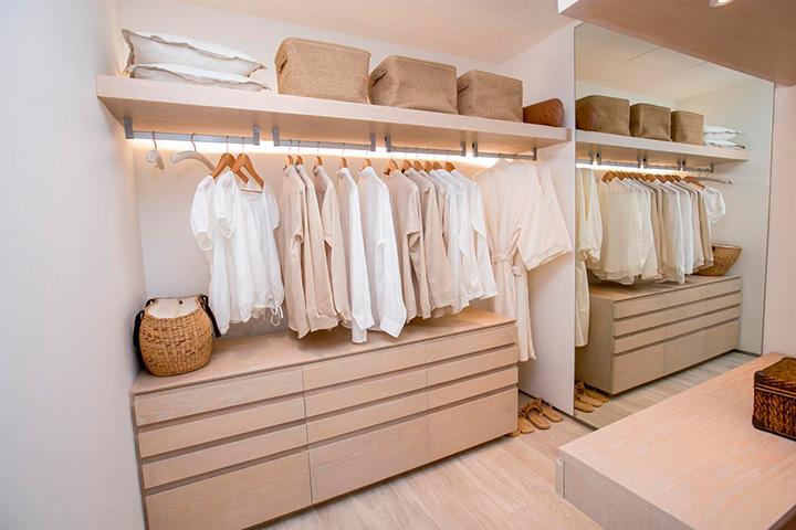 комната для одежды