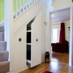 гардеробная под лестницей1