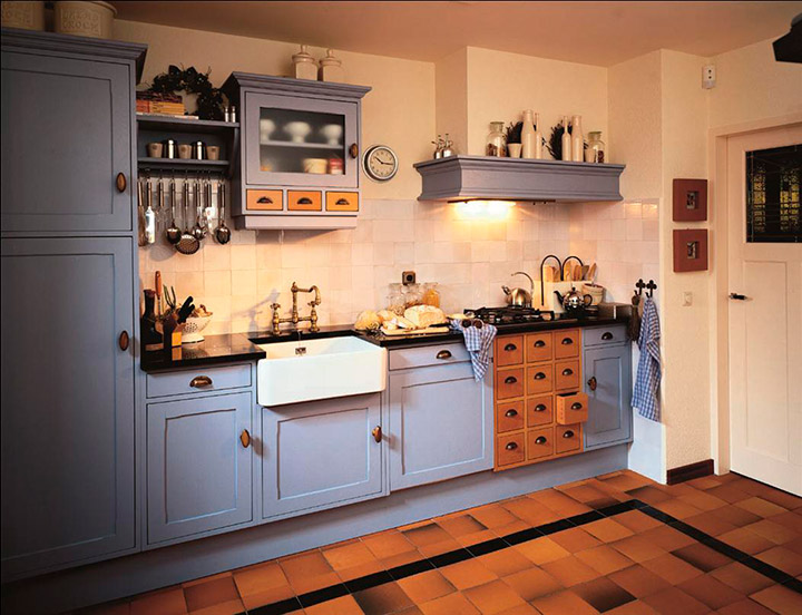 старинная кухня