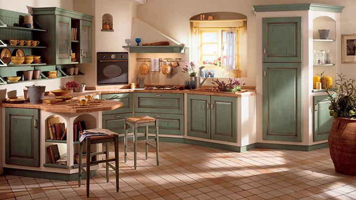 мебель для итальянской кухни