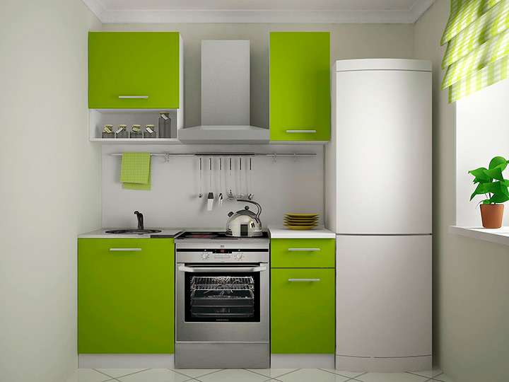 микро кухня