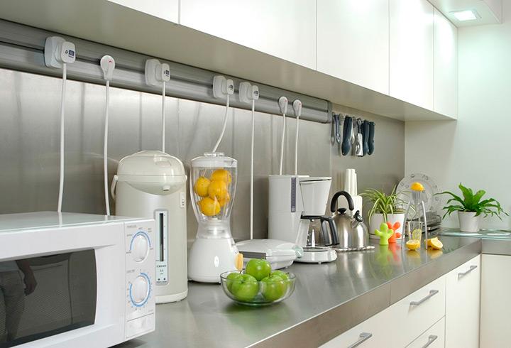 электроприборы на кухне