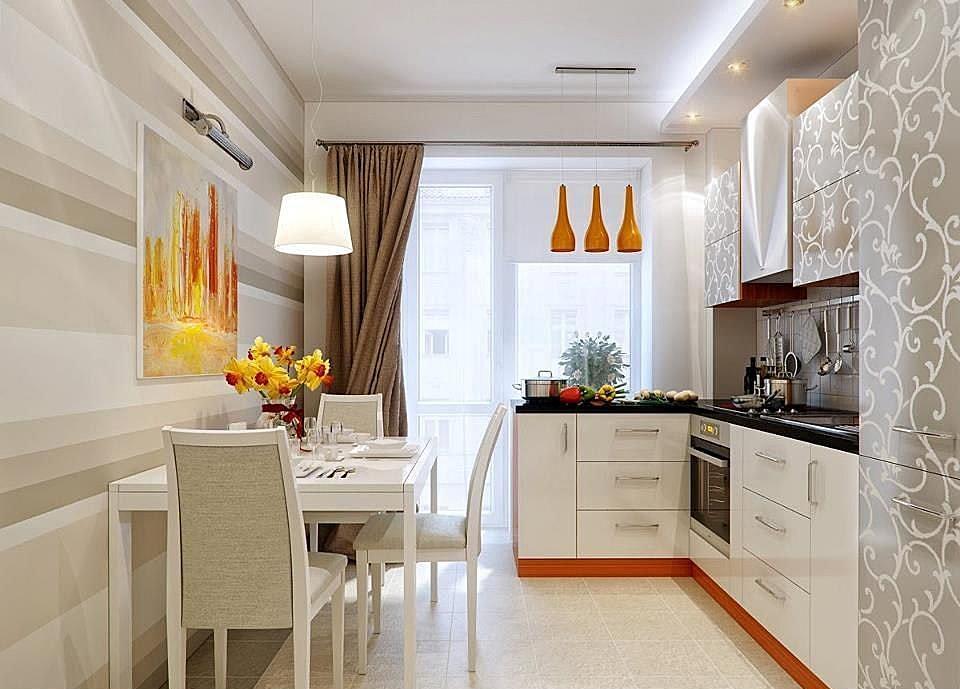 отделка кухни