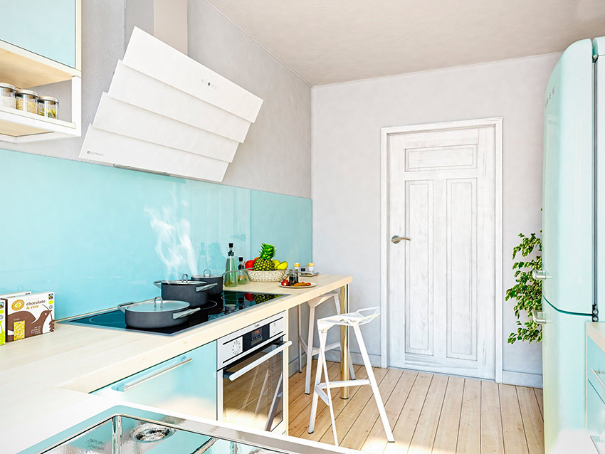 Монтаж вентиляции на кухне