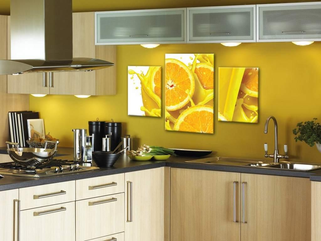 картина на кухне