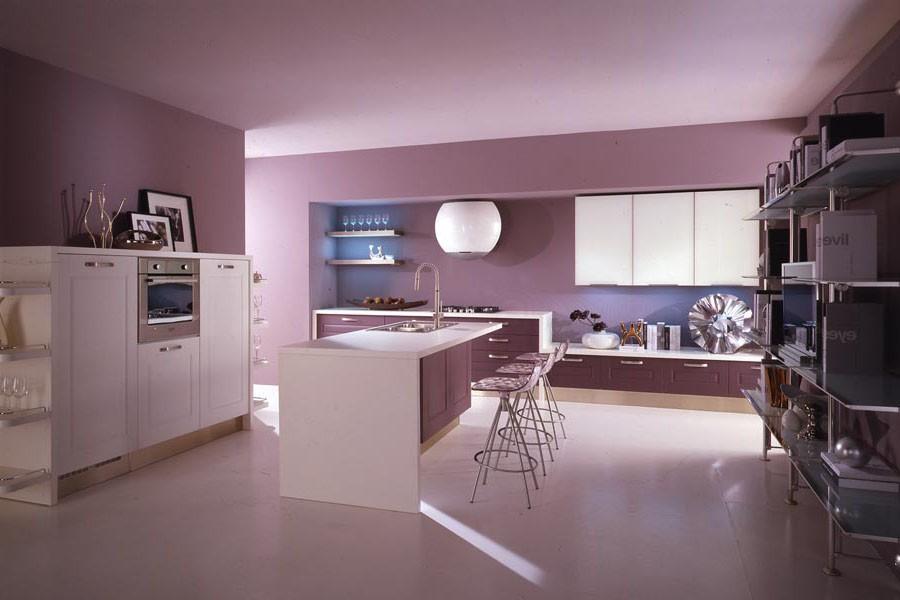 пурпурная кухня