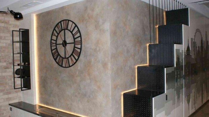 Частные апартаменты могут быть стилизованы под «лофт»
