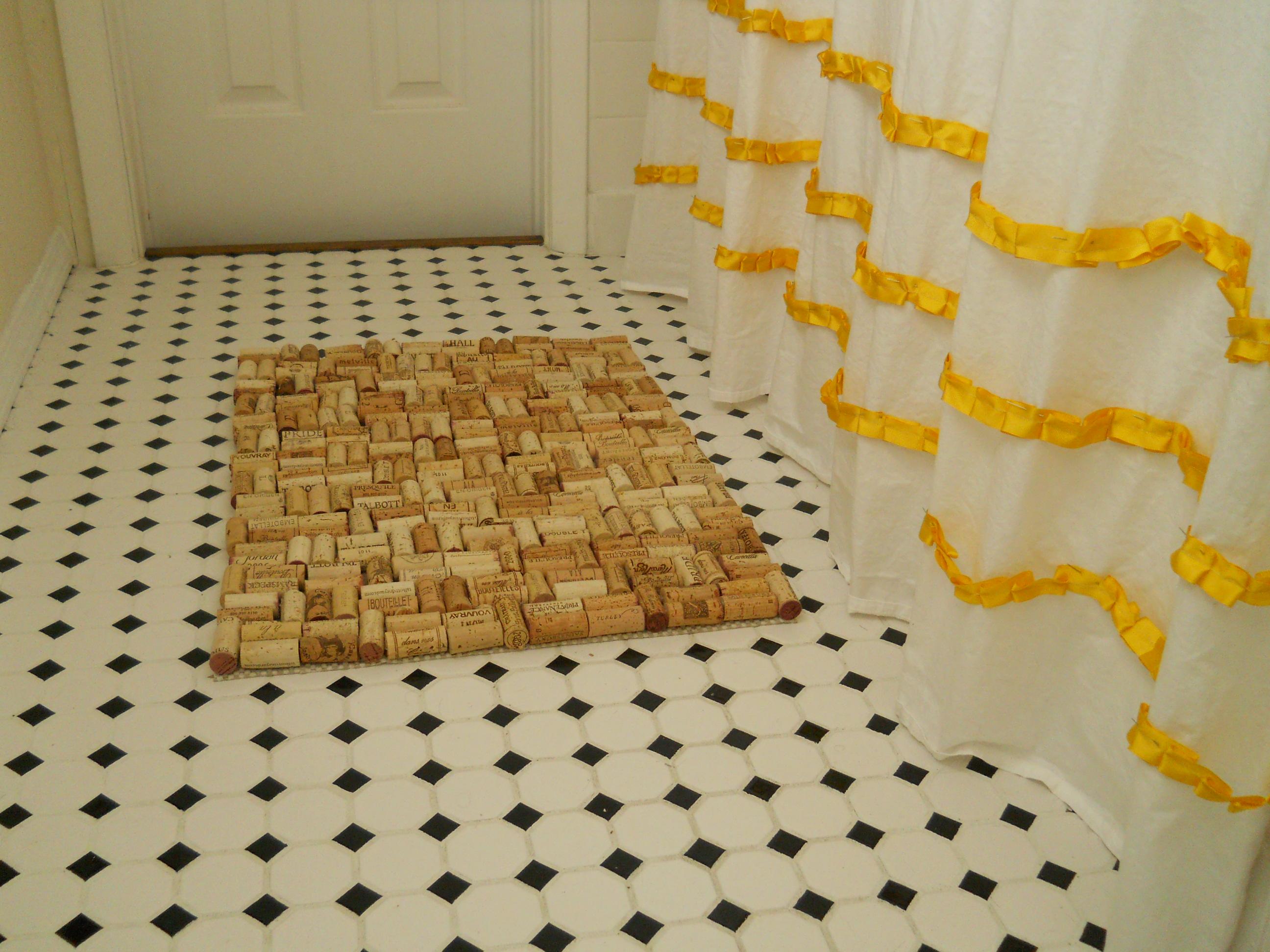 коврик в ванную