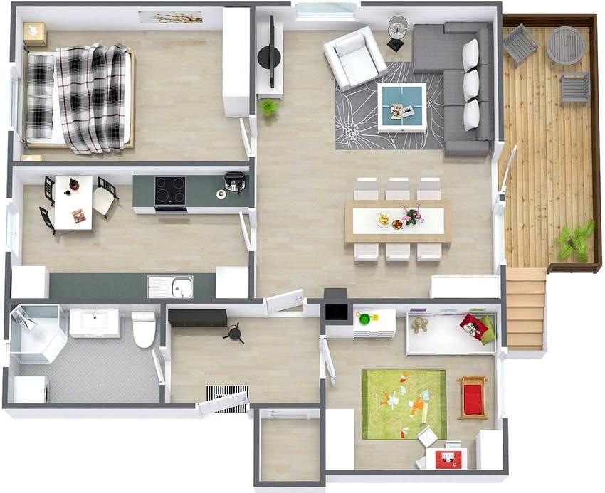 планирование жилища